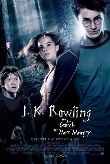 rowling potter