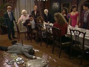 Butler die!