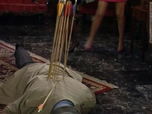 Arrow! - 8 ET/PT on CW.